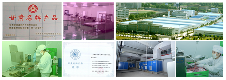 陇药皇甫谧集团产品车间展示图